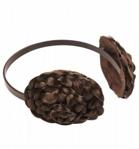 TruffleShuffle - women's Princess Leia headband