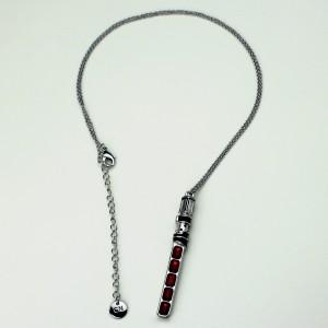 HSN - 'bling' Darth Vader lightsaber necklace by SG@NYC, LLC