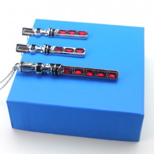 HSN - 'bling' Darth Vader lightsaber jewelry by SG@NYC, LLC (with packaging)