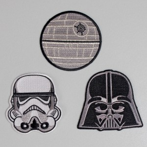 Loungefly - Star Wars patches (front)
