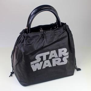 Loungefly - Captain Phasma mini dome bag (with dust bag)