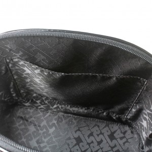 Loungefly - Captain Phasma mini dome bag (interior detail)