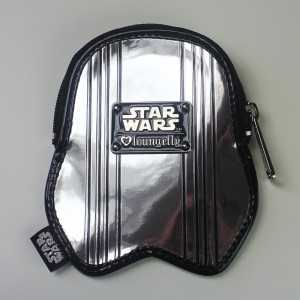 Loungefly - Captain Phasma coin purse (back)