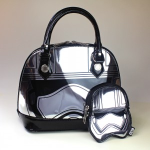 Loungefly - Captain Phasma coin purse (with matching handbag, sold separately)