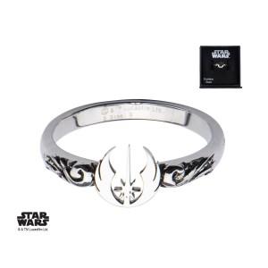 New Jedi Order symbol ring