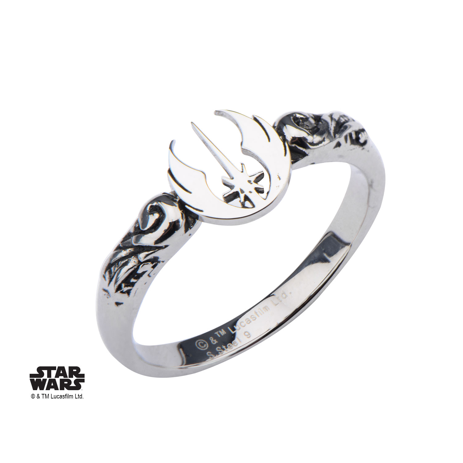 New jedi order symbol ring the kessel runway body vibe womens jedi order symbol cut out ring biocorpaavc