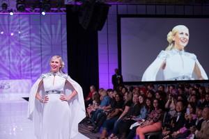 Her Universe - Ashley Eckstein at the 2015 Fashion Show