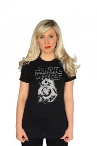 Her Universe - women's BB-8 print t-shirt