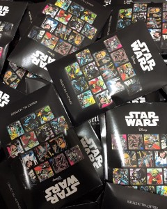 Loungefly - Star Wars blind bag pin collection coming soon to Hot Topic