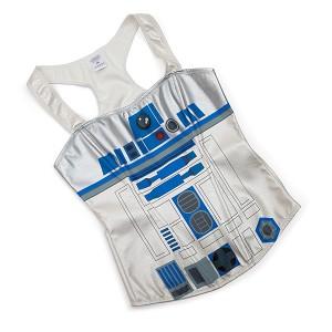 Thinkgeek - Star Wars corset top (R2-D2)