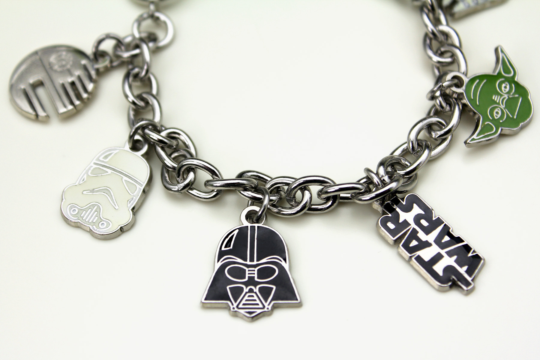 Love And Madness X Star Wars Character Charm Bracelet