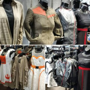 Hot Topic - The Force Awakens collection preview
