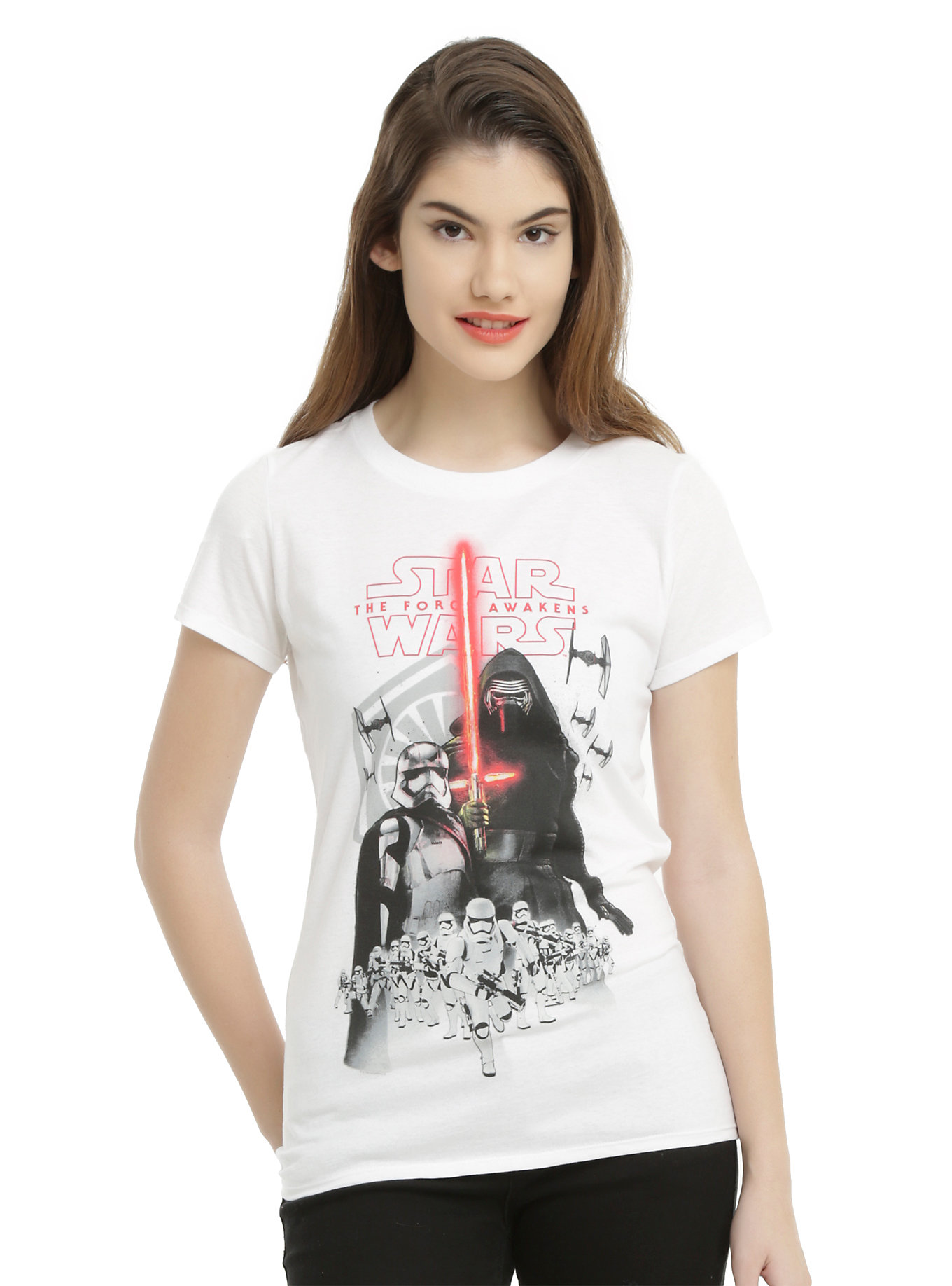 New First Order tee at Hot Topic
