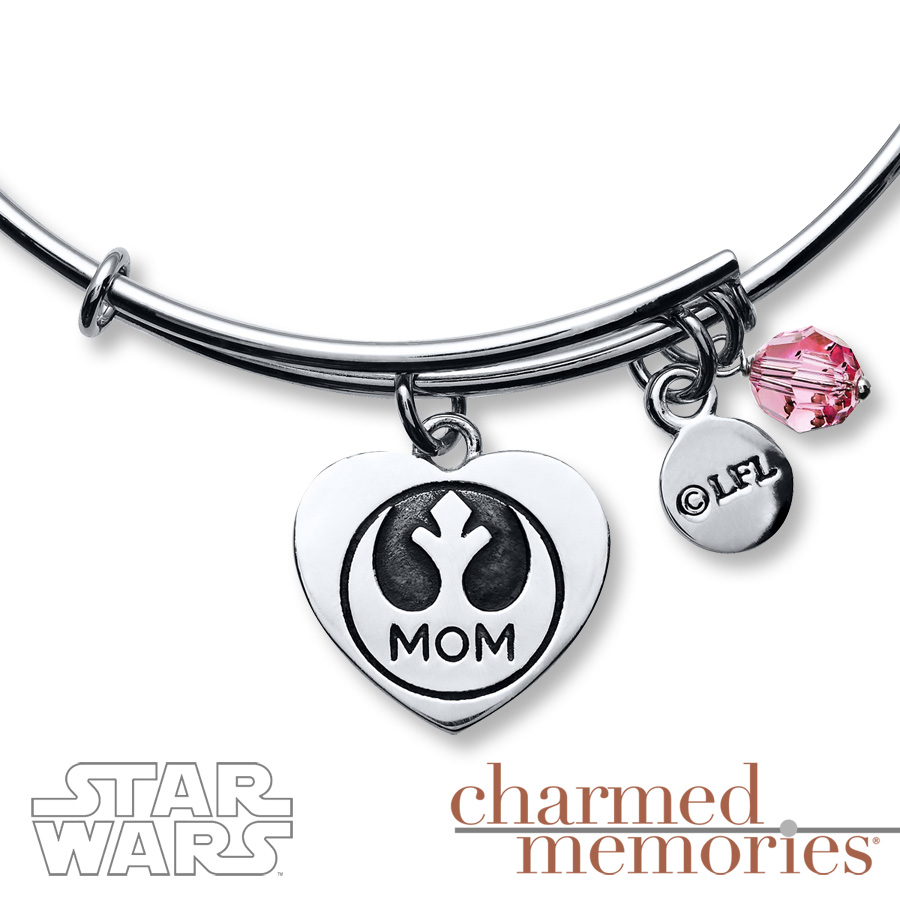 Kay charmed memories bangle bracelet - New Bracelet At Kay Jewelers