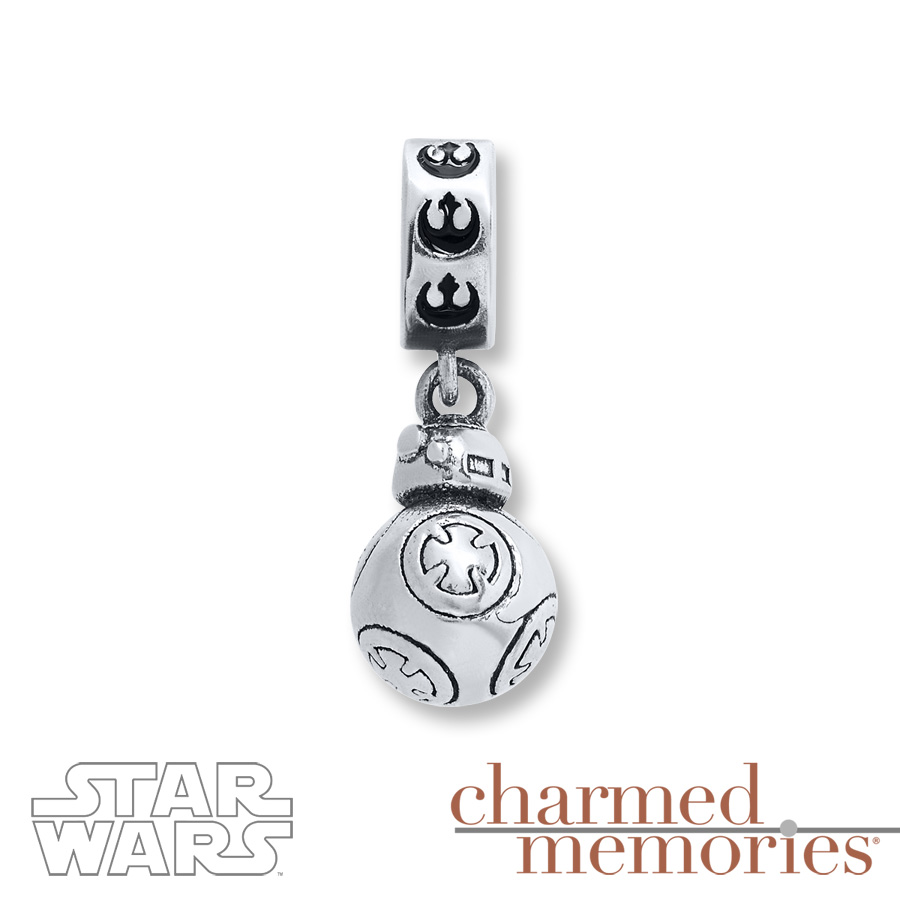 Charmed Memories Star Charm Sterling Silver xlsAoaN