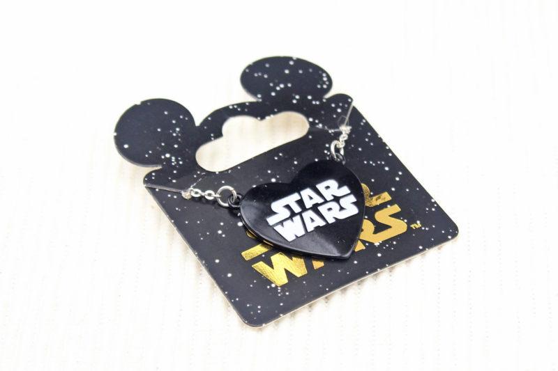 Disney - Star Wars logo heart necklace