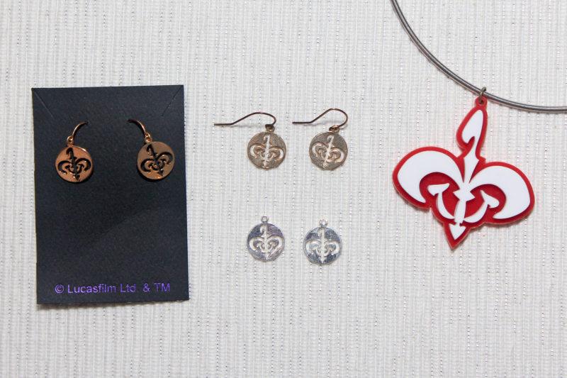 Naboo symbol jewelry