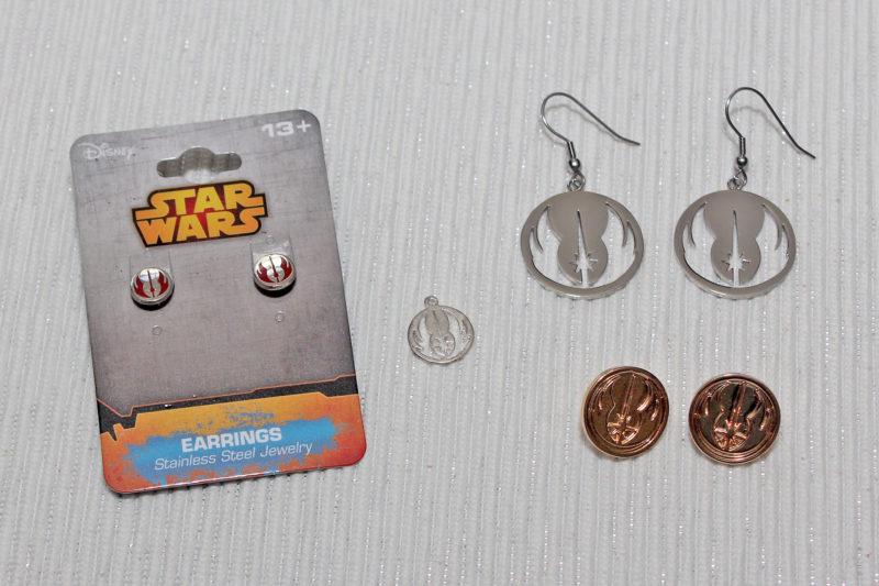 Jedi Order symbol jewelry