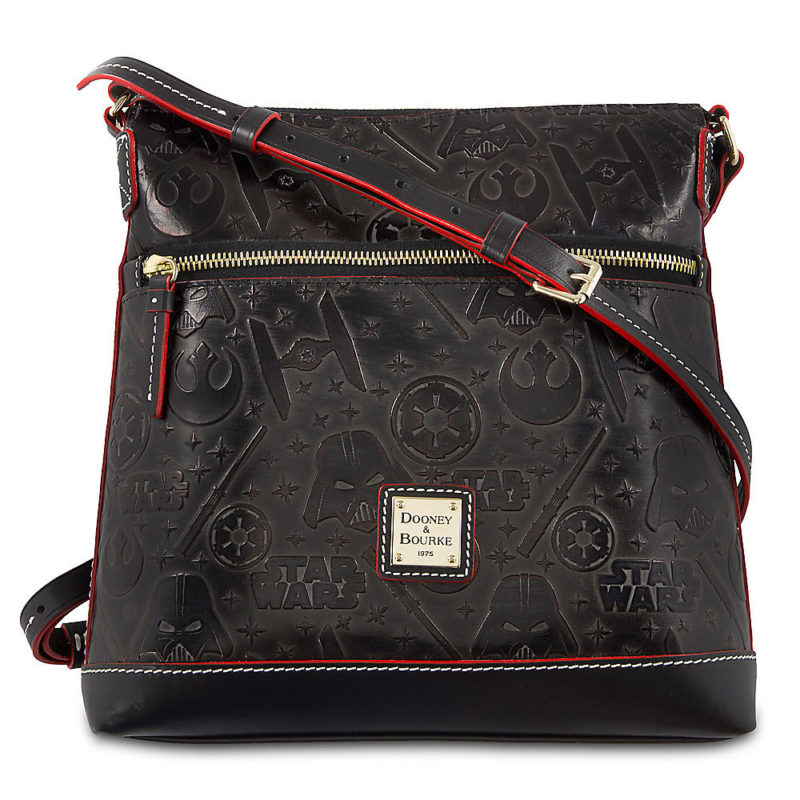Disney Store - Dooney & Bourke x Star Wars embossed leather crossbody