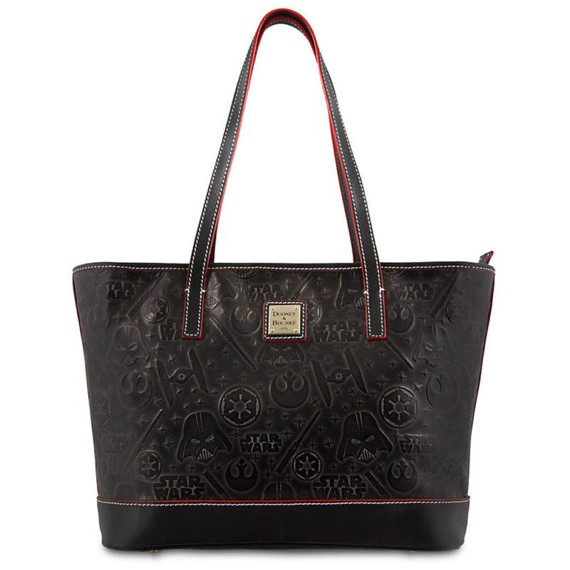 Disney Store - Dooney & Bourke x Star Wars embossed leather shopper
