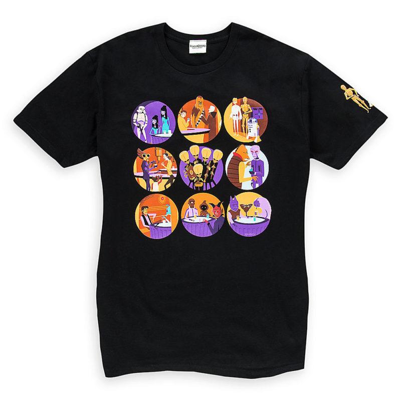 Disney Store - SHAG unisex adult t-shirt