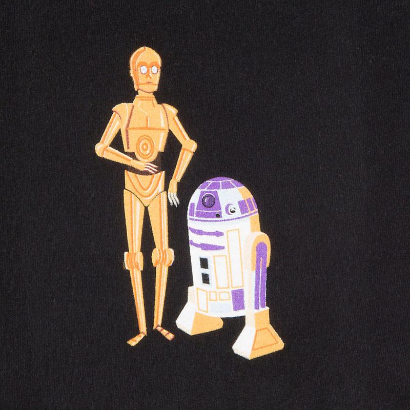 Disney Store - SHAG unisex adult t-shirt (sleeve detail)