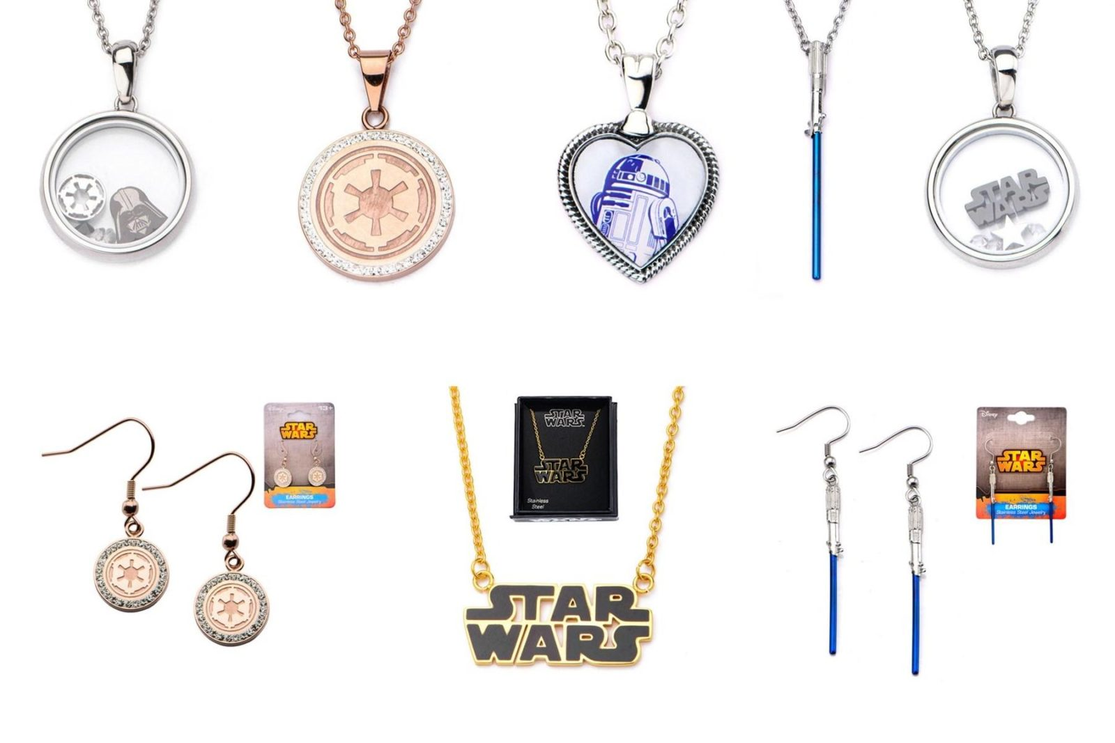 New jewelry at Entertainment Earth
