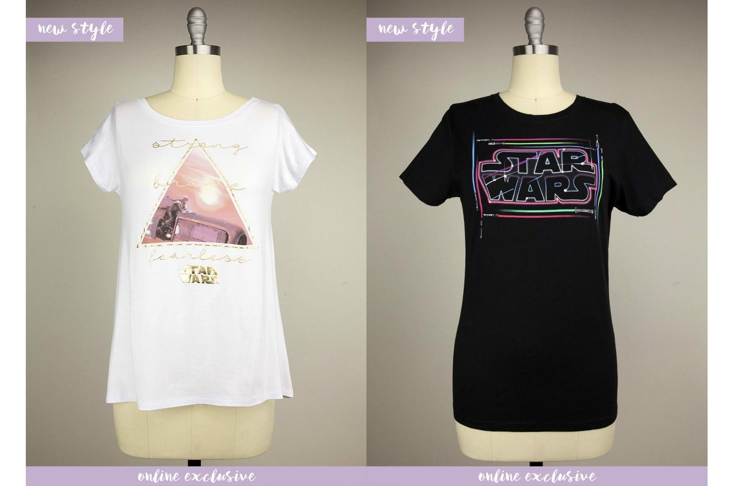 New apparel from Her Universe!