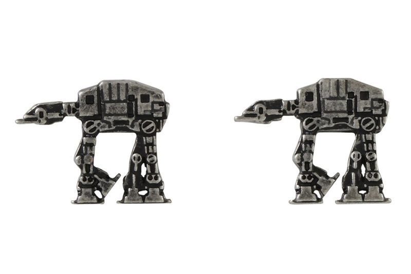 Hot Topic - Star Wars Imperial AT-AT vehicle earrings