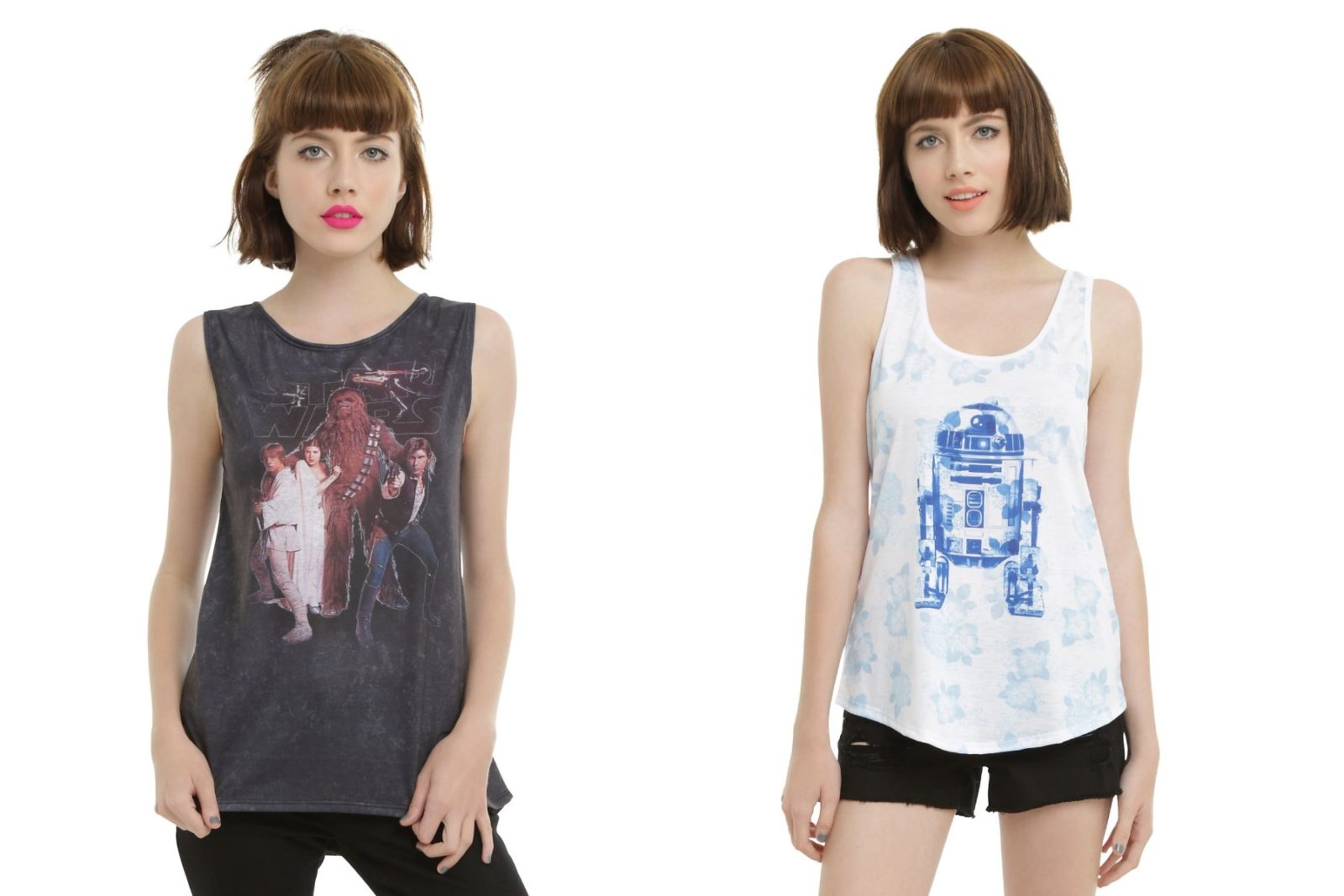New Star Wars apparel at Hot Topic