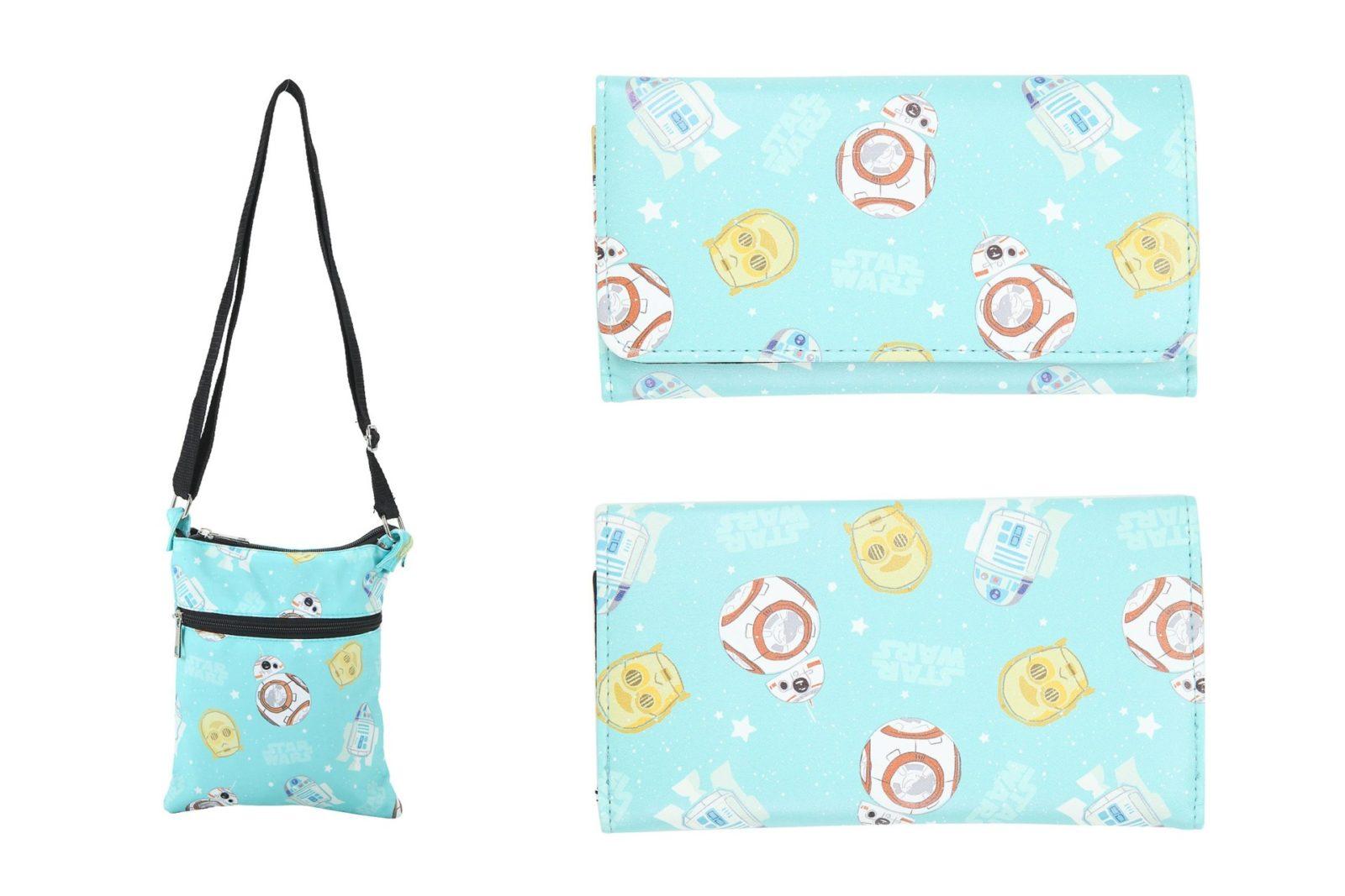 New TFA droids wallet and handbag