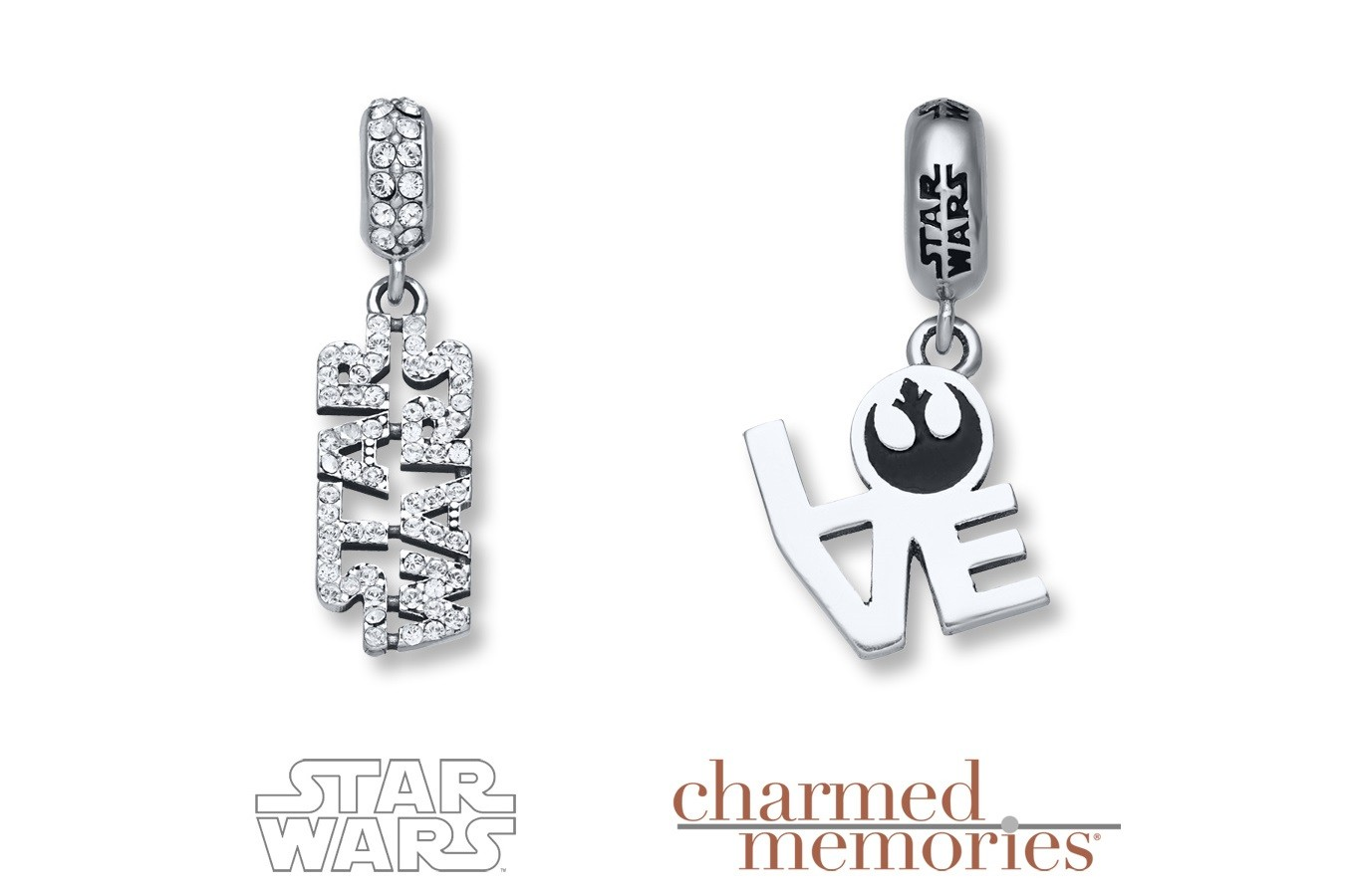 More Kay Jewelers x Star Wars charms - The Kessel Runway