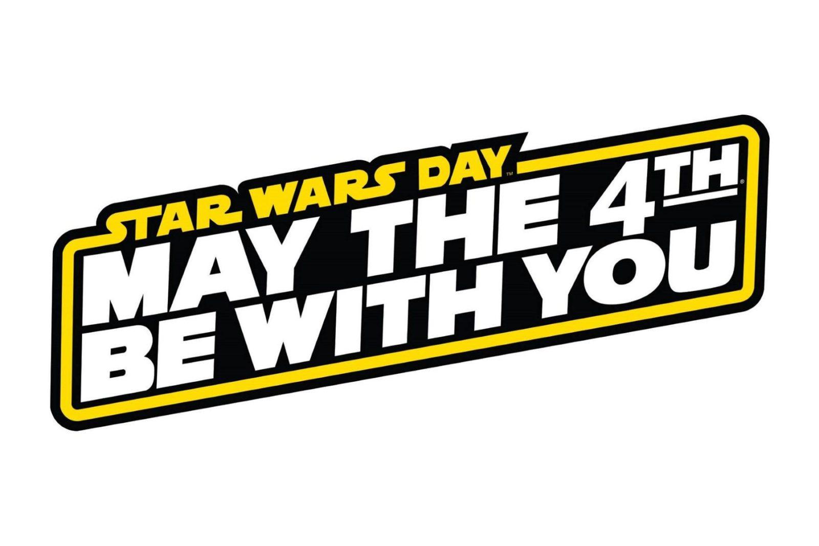 Star Wars Day 2016 – sales!