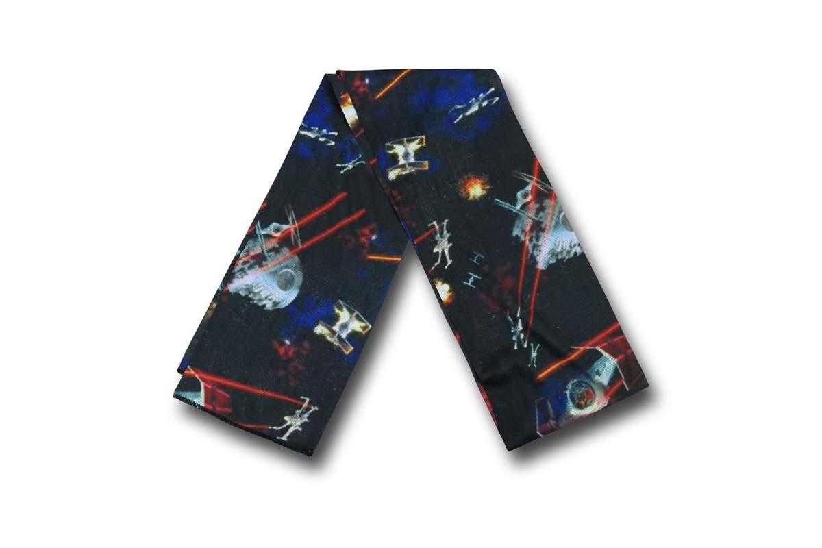 Star Wars battle scarf at SuperHeroStuff