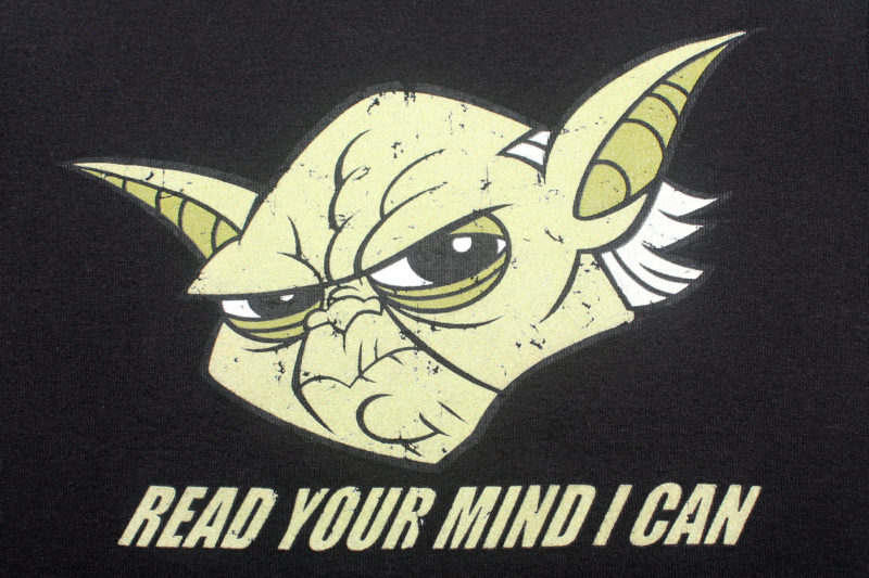 StarWarsShop - women's Yoda babydoll t-shirt