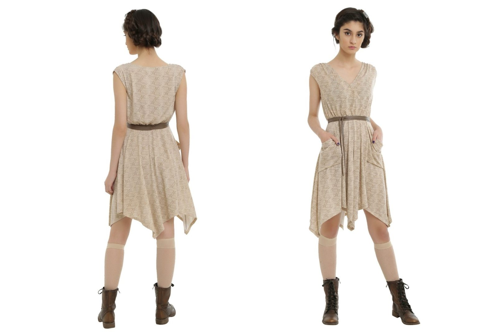 Her Universe x Hot Topic Rey dress!