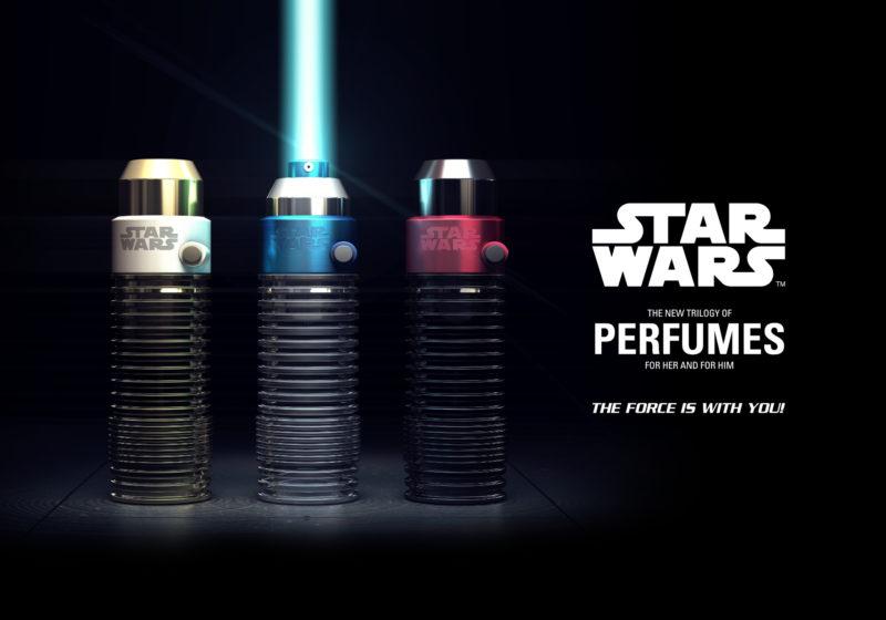 Lifestyle Perfumes x Star Wars Queen Amidala women's perfume (Eau de Parfum spray)