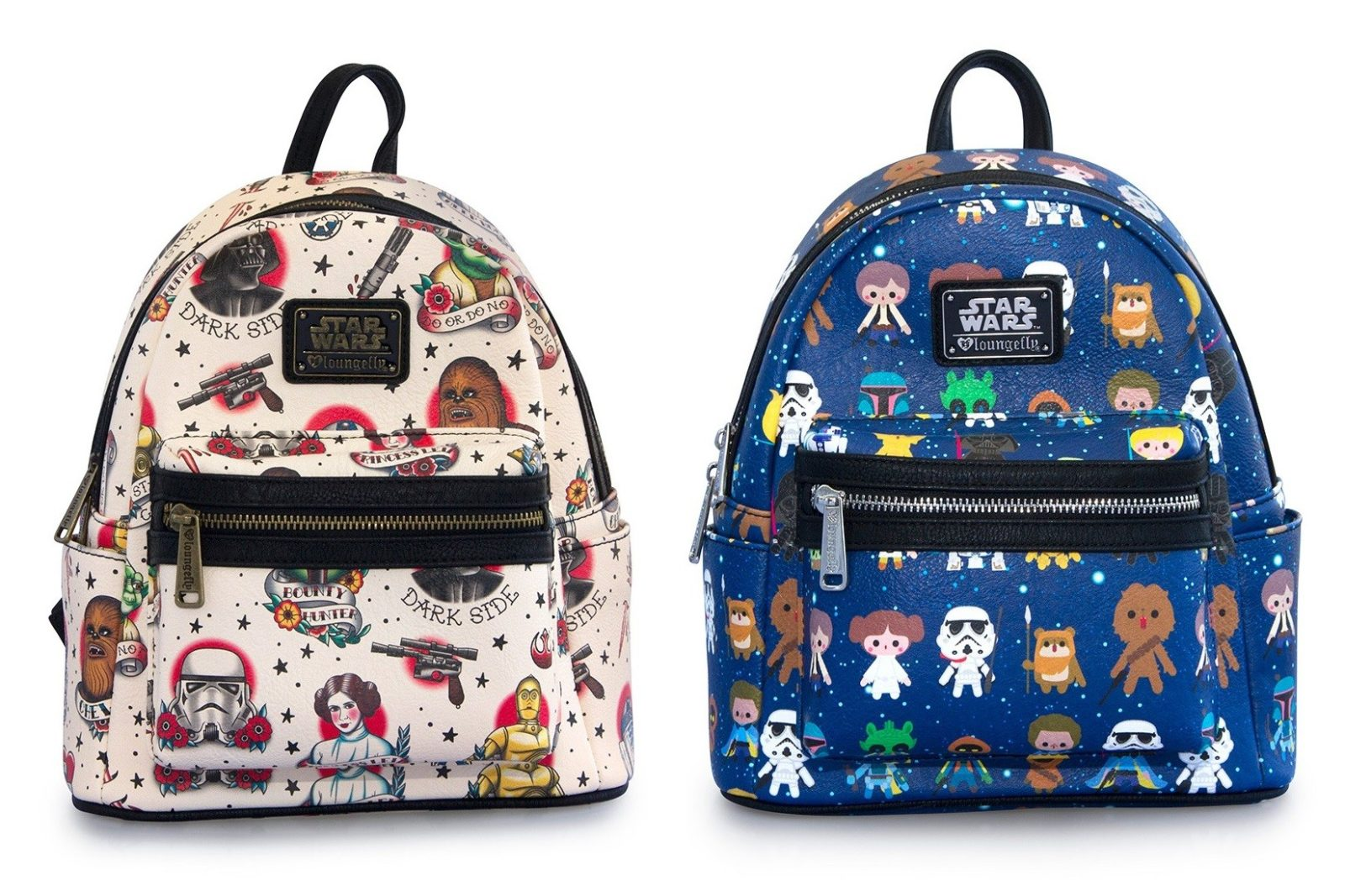 New Star Wars backpacks at Loungefly