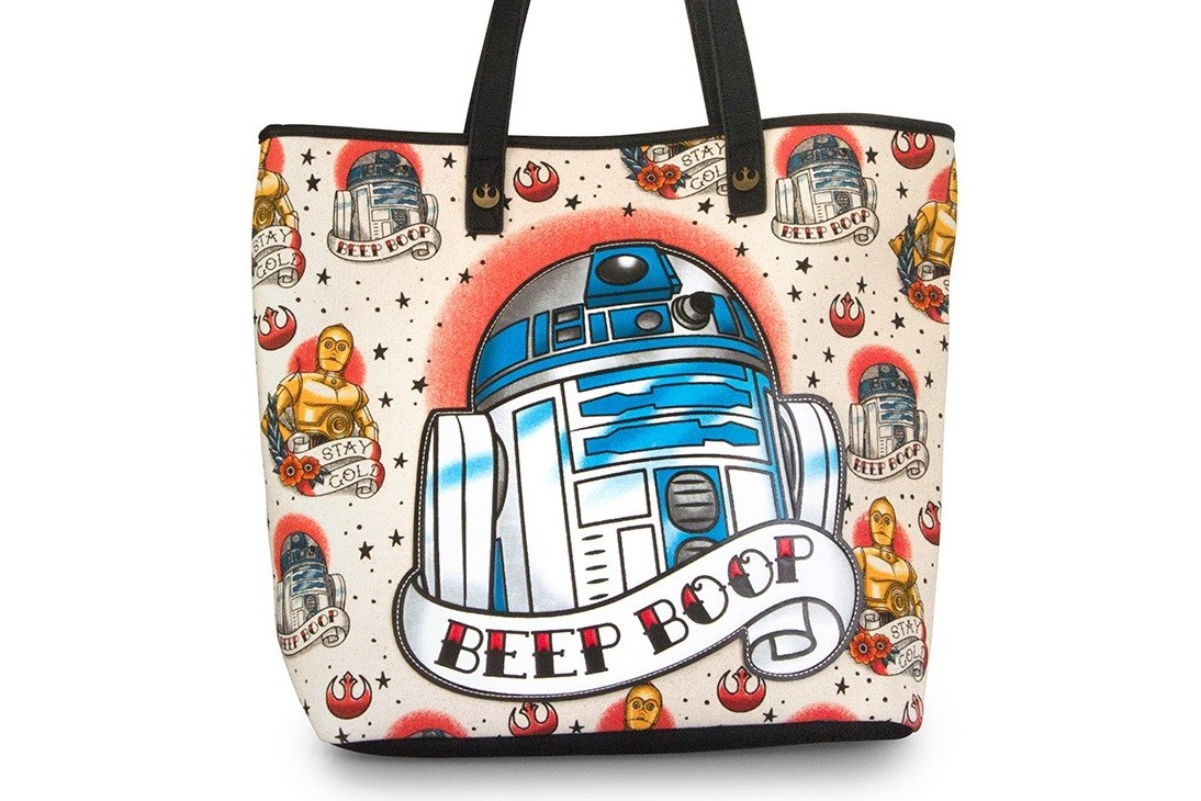 New Star Wars arrivals at Loungefly