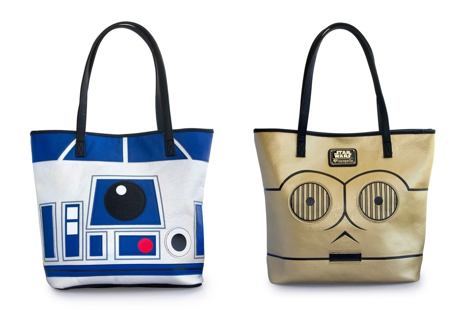 New Loungefly reversible tote bag