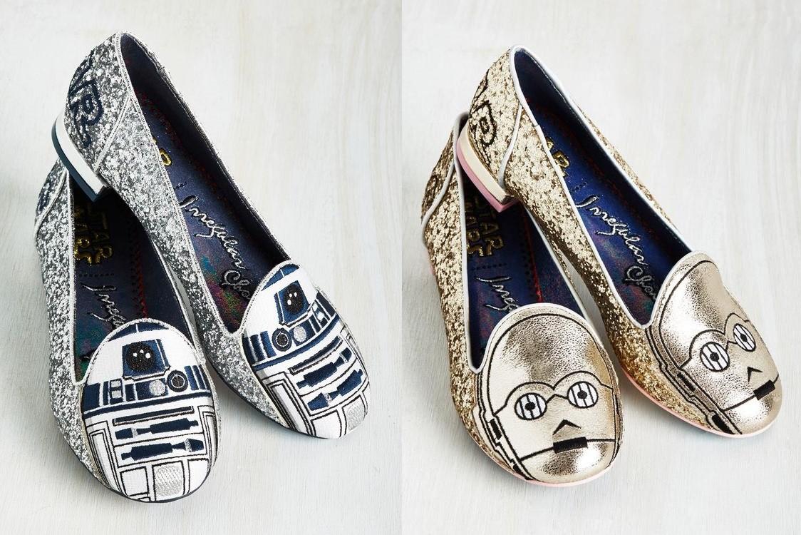 Irregular Choice footwear at ModCloth
