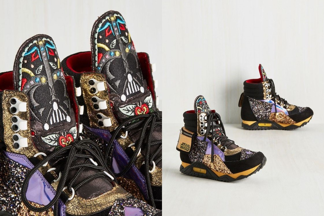 R Series Vader trainers at ModCloth