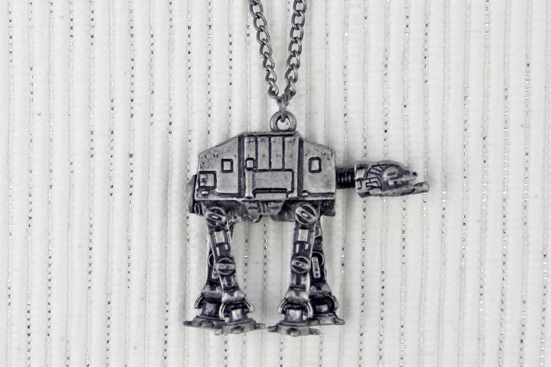 Bioworld - 3D sculpted AT-AT necklace