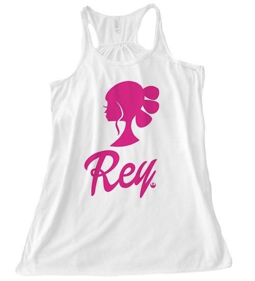 Beep Boop Beep Clothing - women's REYbel Girl tank top