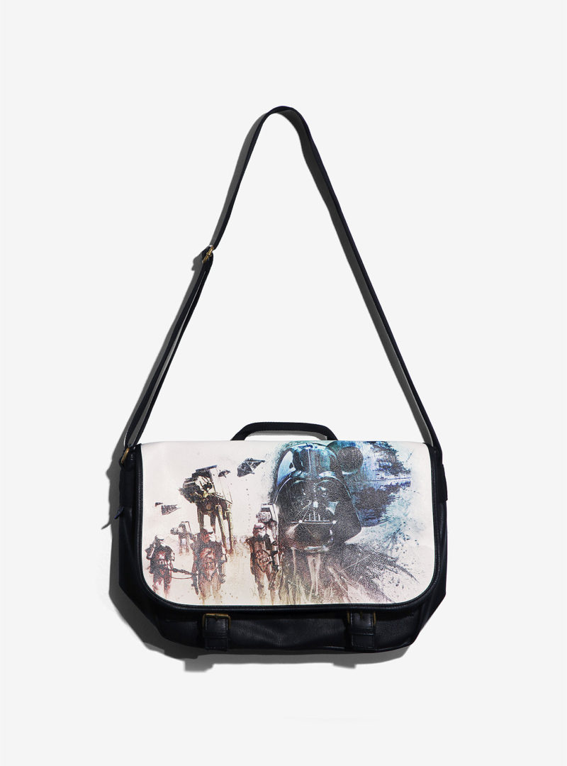 Box Lunch - Loungefly x Star Wars by Rob Prior messenger bag