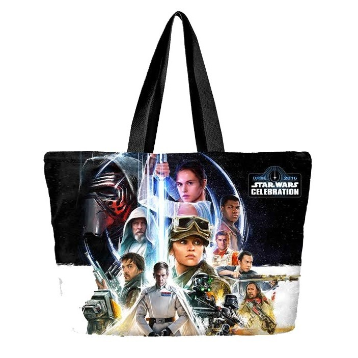 Celebration Europe 2016 - exclusive event tote bag