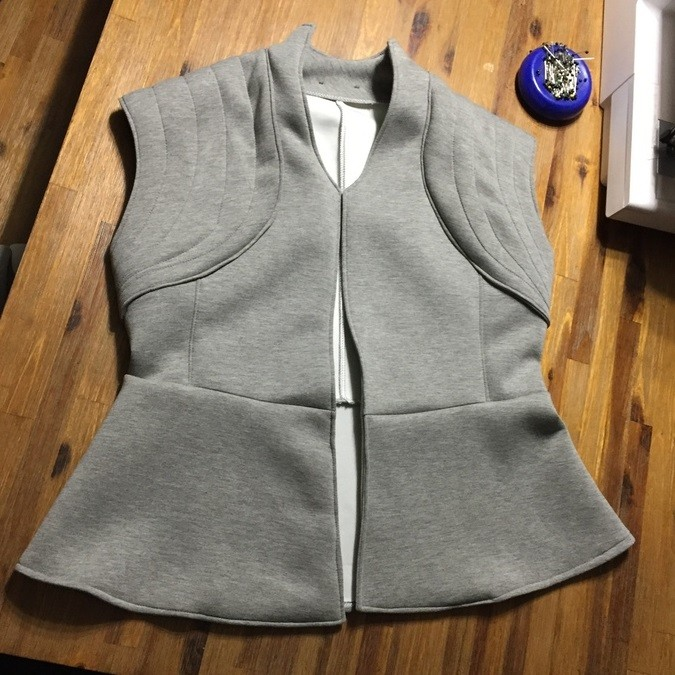 Elhoffer Design - Rey inspired 'Galactic Scavenger' vest