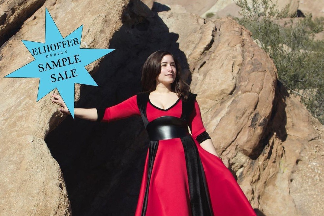 Elhoffer Design – Sample Sale!