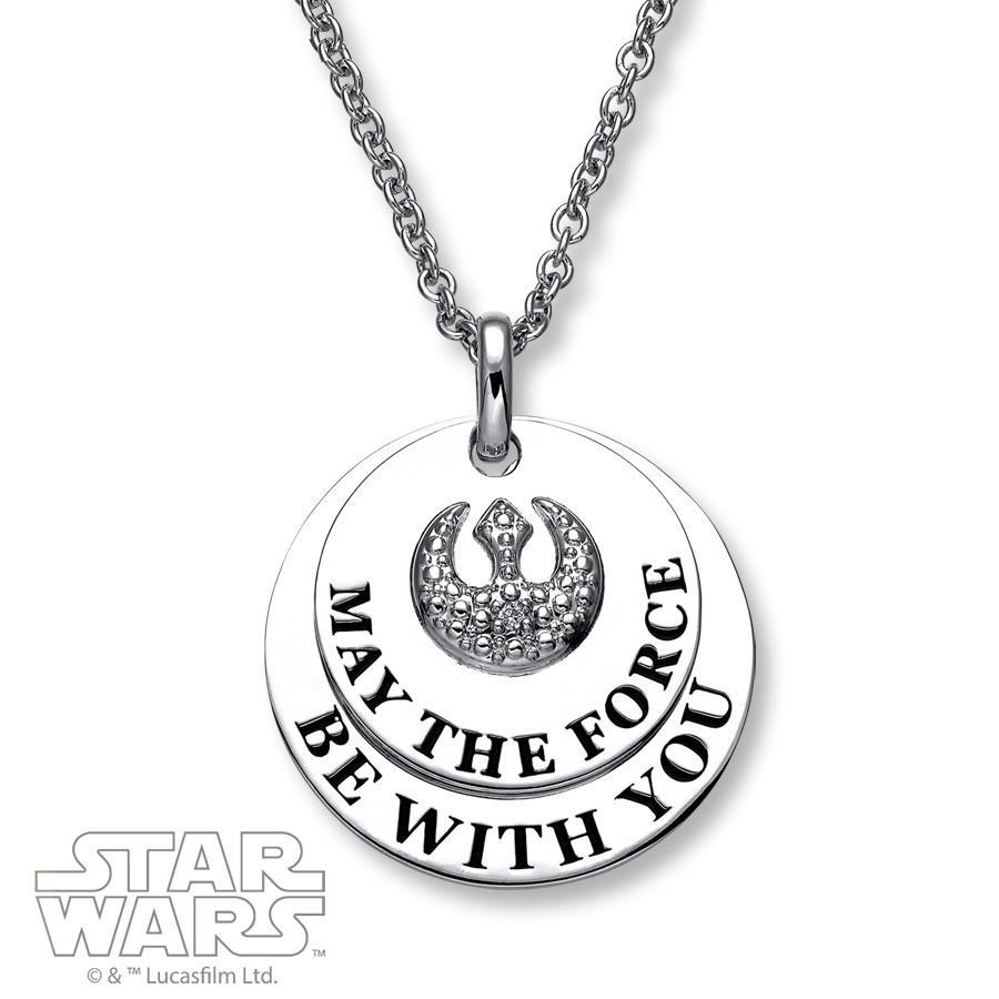 New kay jewelers x star wars jewelry the kessel runway for Kay com personalized jewelry