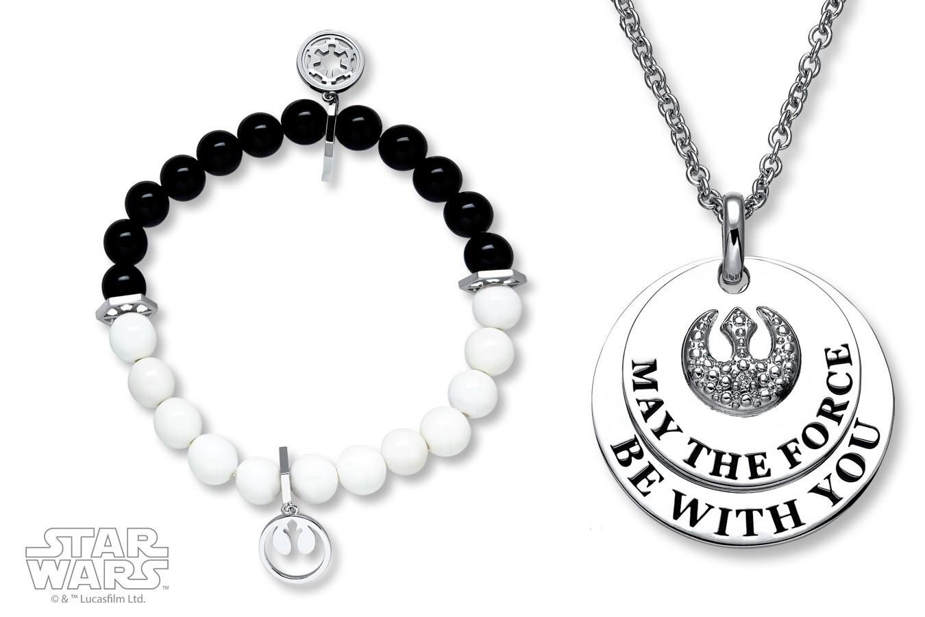 Star Wars Stretch Bracelet Agate/Onyx Sterling Silver EANadmmznb